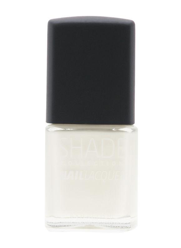 White Nail Lacquer Polish Image