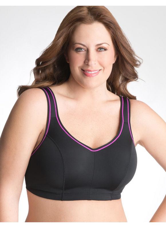 Plus Size Sport by Cacique convertible underwire sport bra - - Women's Size 16, 18, 20, 22, 24, 26, 28, 40DD, 42DD, 38DD, 38D, 44DD,  40B, 40D, 42D, 44C, 44D, 46D, 46DD, 46DDD, 38DDD, 40DDD,  44DDD, 42DDD, 48DD, White,  Black Lane Bryant plus size,  plus size fashion plus size appare