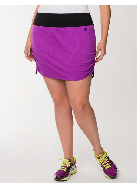 Lane Bryant Plus Size Active skort - Purple