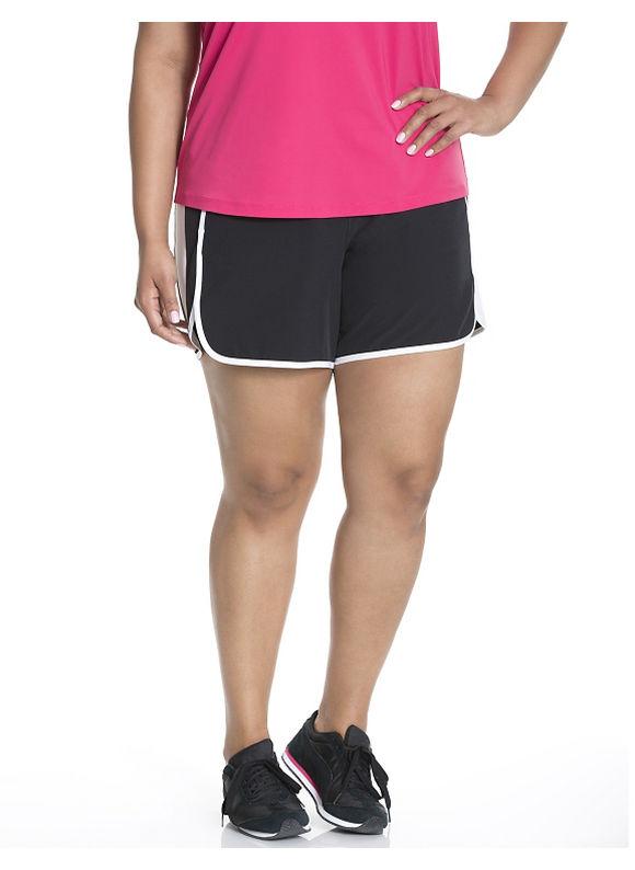 Lane Bryant Plus Size Cooling active short Size 14/16, black - Lane Bryant ~ Trendy Plus Size Clothes