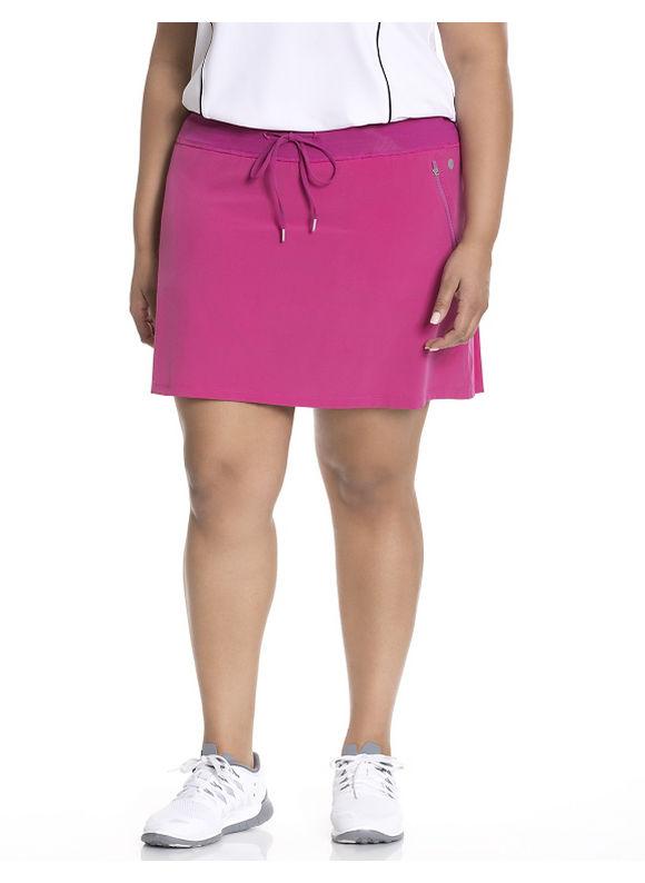 Lane Bryant Plus Size Cooling tennis skort Size 14/16, Island Berry - Lane Bryant ~ Trendy Plus Size Clothes