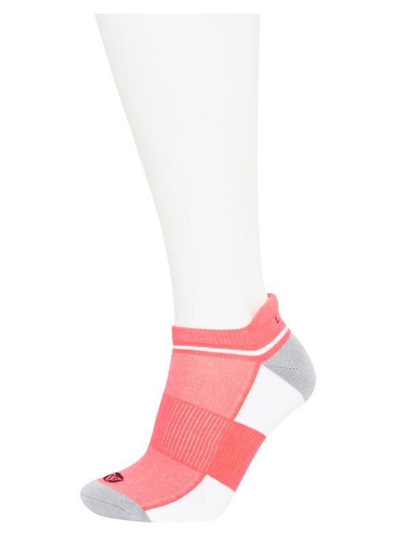 Livi Active Plus Size Wicking active sock Women' Pink plus size,  plus size fashion plus size appare