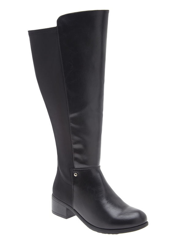 100 Pairs of Wide Calf Boots!