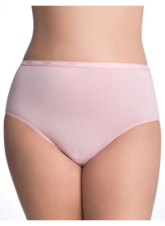 Lane Bryant Plus Size Sassy cotton high leg panty - - Women's Size