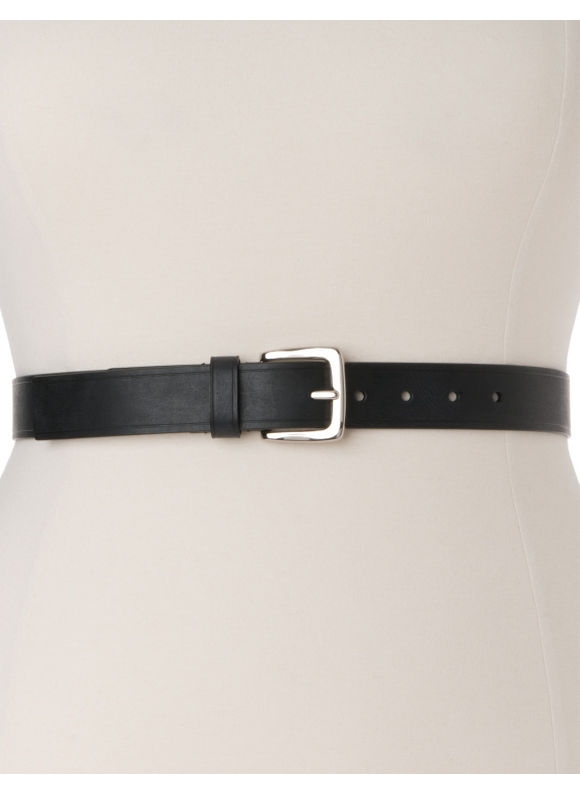 Lane Bryant Classic everyday belt - Black