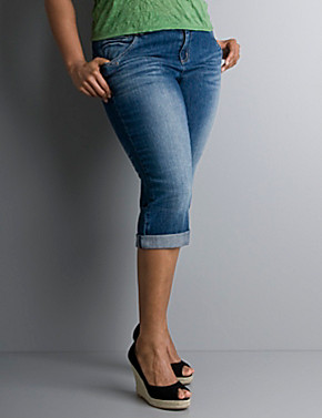 Plus size cuffed capris… OK, maybe – Fat Chic