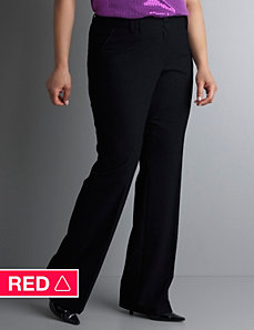 Classic Trouser with Right Fit Technology by Lane Bryant