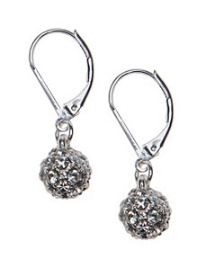Fireball earrings by Lane Bryant by Lane Bryant