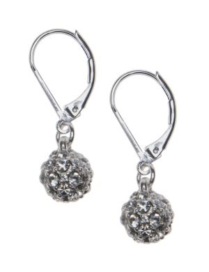 Fireball earrings by Lane Bryant