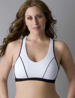 Racerback sports bra by Marika Miracles®