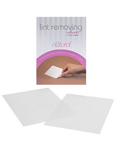 Lint removing sheets