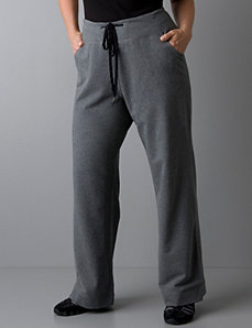 Drawstring pant by Lane Bryant