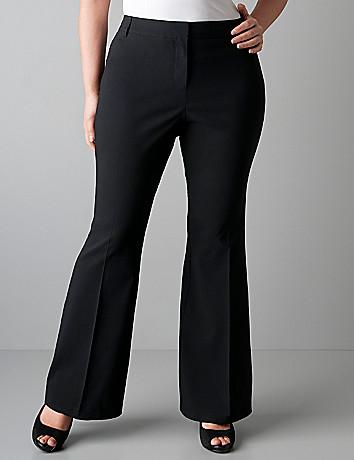 flare dress pants - Pi Pants