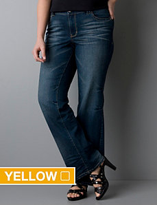 Distinctly Boot jean with Right Fit Technology by Lane Bryant