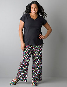 Ornament pajama set by Cacique