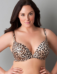 Cushion Comfort plunge bra by Cacique