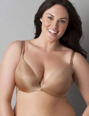 Cushion Comfort plunge bra