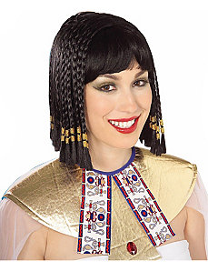 Queen of the Nile-Deluxe Cleopatra Wig by Franco-American Novelty Co
