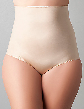 Full figure Slimplicity high waist panty by SPANX