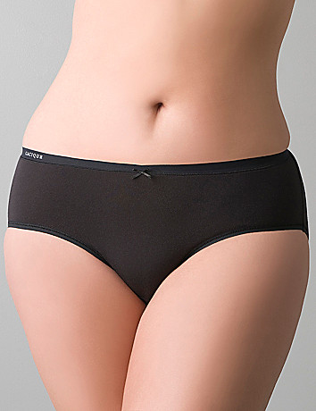 Plus size Ultra soft hipster panties