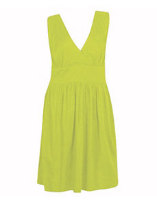 Lime Book Dress by Blue Plate