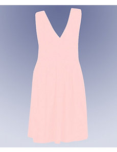Dusty Rose Book Dress by Blue Plate