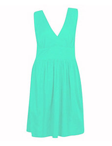 Sky Blue Book Dress by Blue Plate