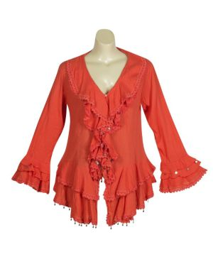 Coral Bell Top
