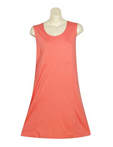 Solid Pink Knit Tank by Blue Plate