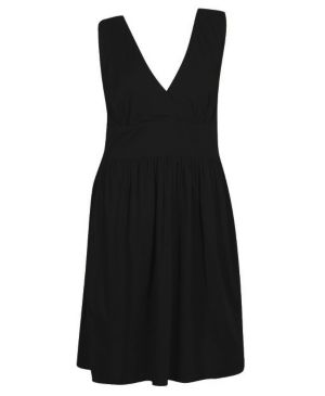 Black Lesson Dress