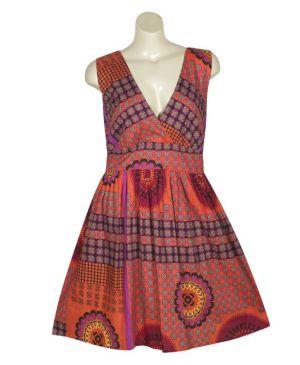 Lake Front Dress