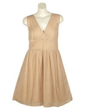 Detroit Dot Dress