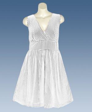 Deliver Dot Dress