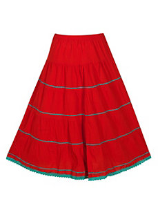 Red Range Skirt by Blue Plate
