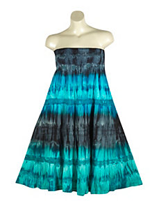 Tie Dye Skirt by Blue Plate