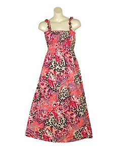 Pink Palace Maxi Dress by Millenium