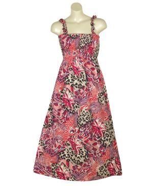 Pink Palace Maxi Dress