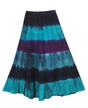 Toledo Tie Dye Skirt