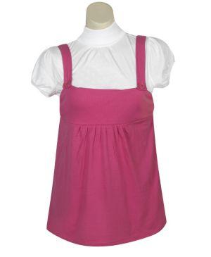 Pink Trendy Top
