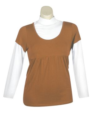 Rust Rush Top