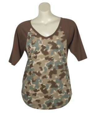 Brown Ranger Top