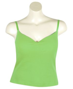 Green Molded Cup Tank