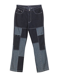 Patch It Up Jeans by Revolt Jeans