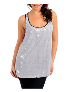 Suddenly Sequin Top by alight