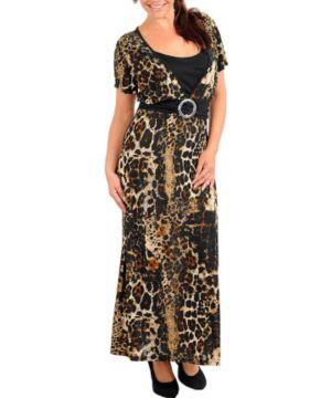Wild Side Maxi Dress