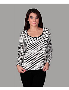 Hot For Dots Top by alight
