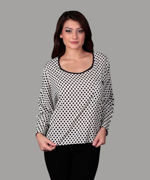 Hot For Dots Top