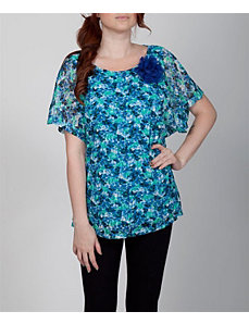 Blue Night Top by alight
