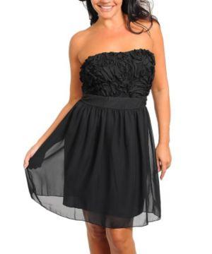 Black Dance Dress
