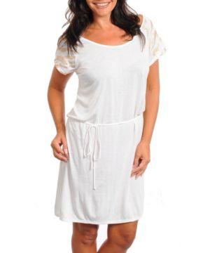 White Wonder Dress